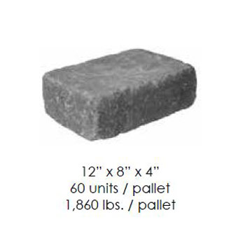 Country Stone Block Sizes