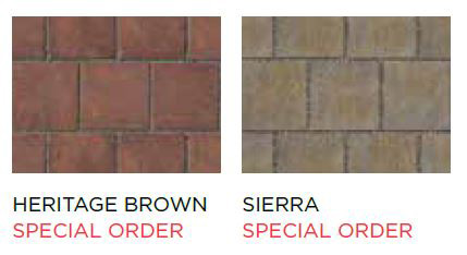 Eco-Priora IL Campo Finish Block Styles