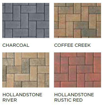 Hollandstone Block Styles