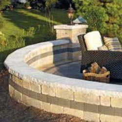 Ledgestone Pillar Cap, Coping & Fullnose