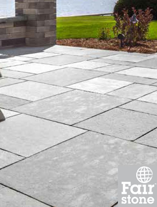 Natural Stone Cliff Grey Blend