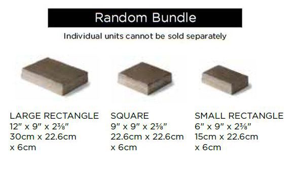 Richcliff Block Sizes