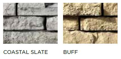 Rivercrest Wall Block Styles