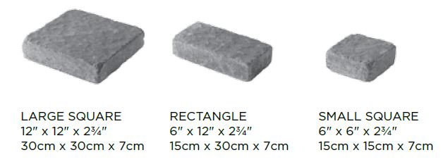 Stonehenge Block Sizes