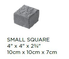 Unigranite Block Sizes
